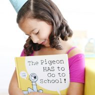The Pigeon HAS to Go to School! Book Party for Kids