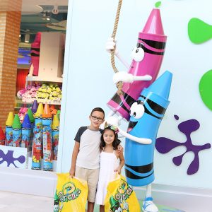 10 Things to Do at The Crayola Experience in Arizona