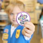 Girl Scouts Daisy Pottery Painting Party at As You Wish