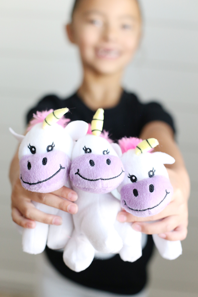 Halloween Unicorn You've Been BOOed FREE Printables