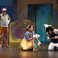 Play Review of Chato's Kitchen with Childsplay