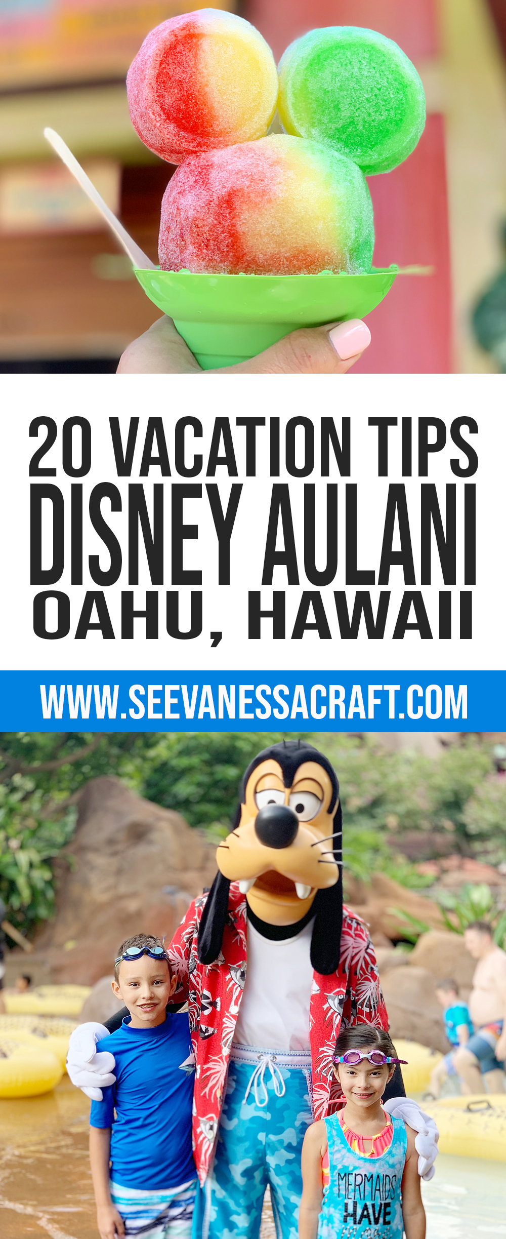 20 Tips for Families Visiting Disney Aulani in Hawaii